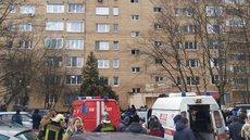 В Подмосковье ребенок погиб при взрыве в жилом доме