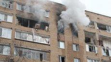 Мальчик выжил при взрыве дома в Подмосковье