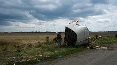 Голландская разведка: в районе крушения MH17