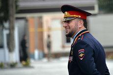 Путин освободил от должности начальника полиции Чечни