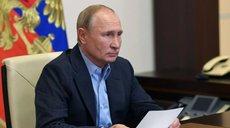 Путин рассказал об укреплении ядерных сил России