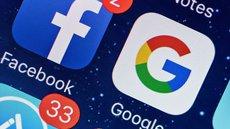 Российский суд оштрафовал Facebook и Google