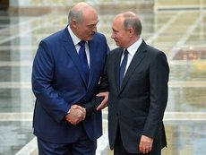 Путин извинился перед Лукашенко