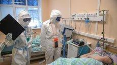 В Волгоградской области решили отстранить от работы врачей без прививки от COVID-19