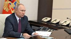 Путин не одобрил идею вакцинации на камеру