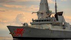 Как Россия выгоняла эсминец НАТО из вод Крыма
