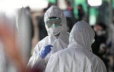 В России выявили 9252 новых случаев коронавируса