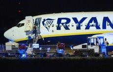 Самолет Ryanair экстренно приземлился в Берлине из-за угрозы взрыва