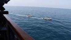 США и Иран приказали флотам готовиться к войне