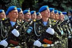 В Крыму появится новый полк ВДВ