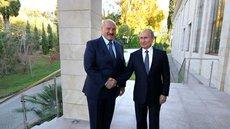 Россия заняла Белоруссии 1 млрд долларов