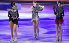 Российские фигуристки заняли все призовые места на ЧМ-2021