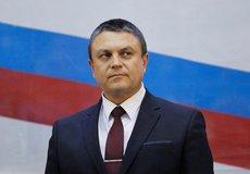 Глава ЛНР заявил о будущем присоединении Донбасса к России