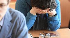 Школьник попытался покончить с собой после оглашения результатов ОГЭ