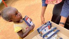 Евгений Пригожин проводит очередную гуманитарную акцию в Судане