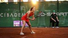 Российскую теннисистку задержали после проигрыша в Париже
