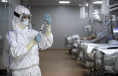 В России за сутки коронавирус выявлен у 8277 человек
