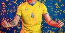 УЕФА согласовал форму сборной Украины c Крымом на карте