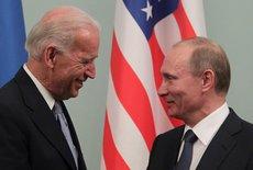 Путин прочертит Байдену