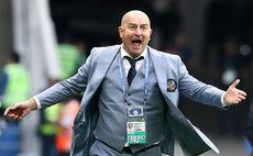 Черчесов высказался по поводу поражения от сборной Словакии