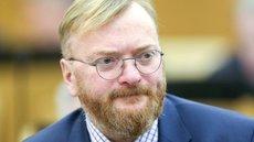 Милонов назвал ошибки американцев в борьбе с террористами по всему миру