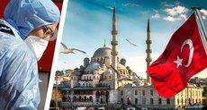 Эрдоган опасается новой волны коронавируса и собирает экстренное совещание