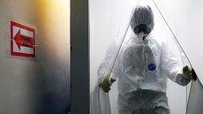 В России за сутки выявили 8792 новых случаев коронавируса