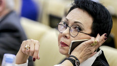 В Туве объявлен траур из-за смерти сестры Шойгу