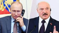 Путин и Лукашенко поздравили друг друга с общим праздником