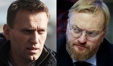 Милонов назвал Фридмана и Зимина вероятными заказчиками покушения на Навального