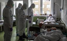 В России выявлено 8646 новых случаев коронавируса