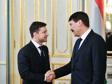 Президент Венгрии приехал на