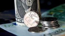 Курс рубля упал до ноябрьского минимума по отношению к доллару
