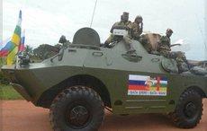 Матрешки, конфеты и бронеавтомобили: как Россия помогает ЦАР