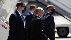 Путин отказался от встречи с властями Швейцарии