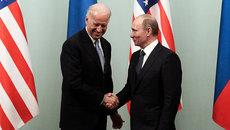 В Швейцарии началась встреча Путина и Байдена