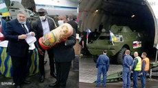 Жители ЦАР признательны за гуманитарную помощь от России