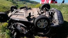 Подростки угнали машину в учителя физкультуры и погибли в ДТП