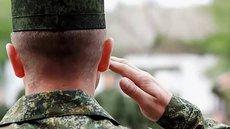 Российский солдат-срочник покончил с собой в воинской части
