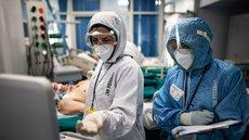 В России коронавирусом заразились еще 8294 человек