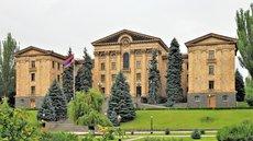 В парламенте Армении случилась потасовка: понадобилась помощь охраны