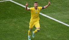 Сборная Украина обыграла Северную Македонию на ЧЕ по футболу