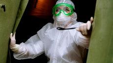 В России коронавирусом заразились еще 8672 человек