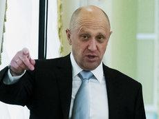 СЕ принял к рассмотрению заявление Пригожина об исключении из санкционного списка