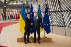С небес на землю: об Украине в ЕС и полёте на Марс