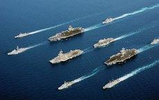 Россия потренировалась топить флот США и НАТО