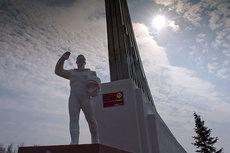 В Энгельсе на месте приземления Гагарина откроют мемориальный комплекс