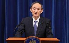 Суга объяснил, почему в Японии нет жёсткого локдауна по коронавирусу