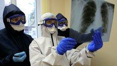 В России выявили рекордное число зараженных COVID-19 с января