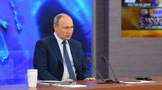 Вопрос о Шугалее прозвучал на пресс-конференции Путина